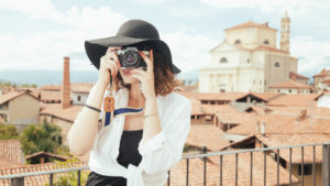 Beca para estudiar fotografía en Madrid