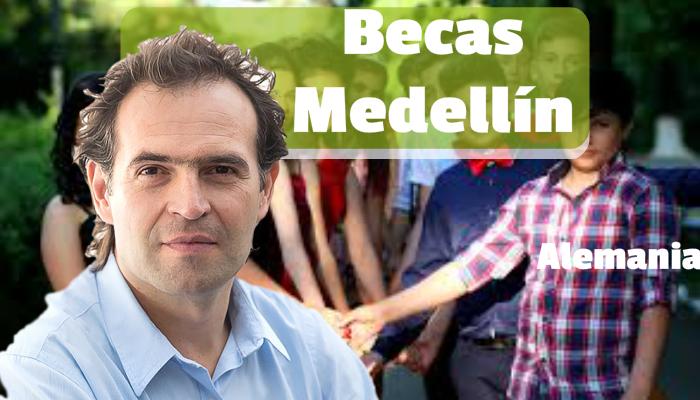 Becas en Medellín
