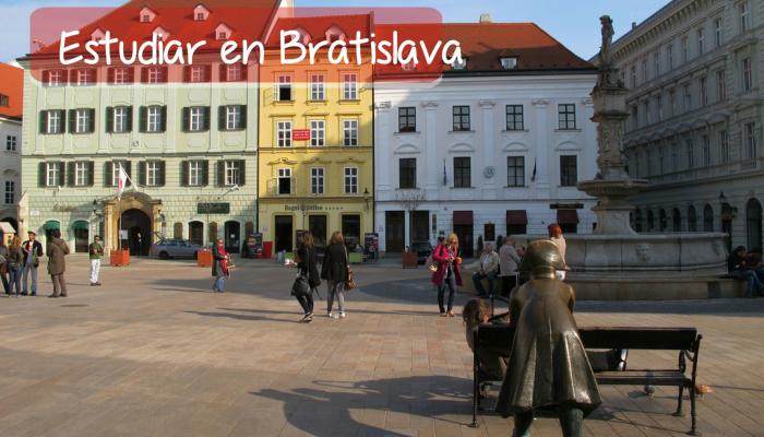 Estudiar en Bratislava