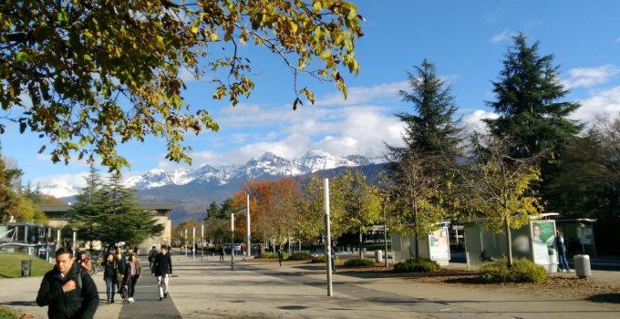 Becas para maestría Universidad de Grenoble Francia