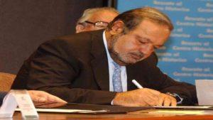 ¿Cómo registrarse en la fundación Carlos Slim?