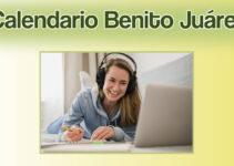 Calendario de depósitos de Beca Benito Juárez