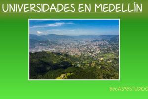 Las mejores universidades de Medellín