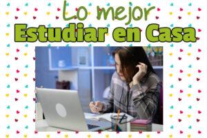 Plan de estudio en casa para aprender más
