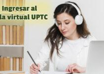 ingresar al aula virtual UPTC