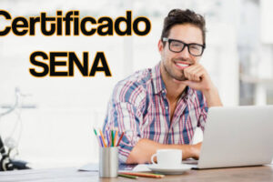 certificado del SENA por Sofia plus
