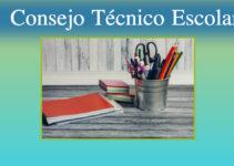 qué es el Consejo Técnico Escolar (CTE)
