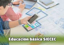 Certificado de educación básica SIECEC Coahuila