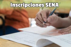 ¿Cómo me inscribo en SENA Sofia plus?