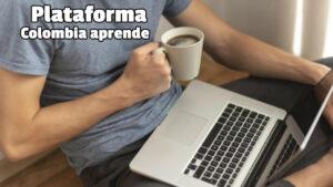 Estudio en la plataforma Colombia Aprende