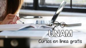 Lista de cursos gratuitos de la UNAM