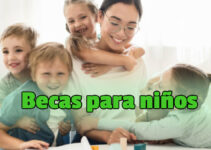 becas para kinder o preescolar