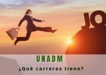 ¿Cuáles son las carreras de la UnADM?