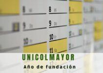 ¿En qué año se fundó la Universidad Colegio Mayor de Cundinamarca?