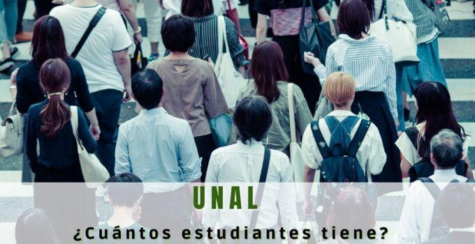 ¿Cuántos estudiantes tiene la Universidad Nacional?