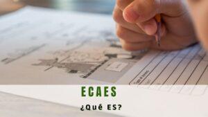 ¿Qué son las pruebas ECAES?