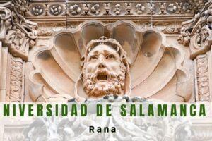 ¿Dónde está la rana en la Universidad de Salamanca?