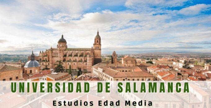 ¿Qué estudios se impartían en la Edad Media en la Universidad de Salamanca?