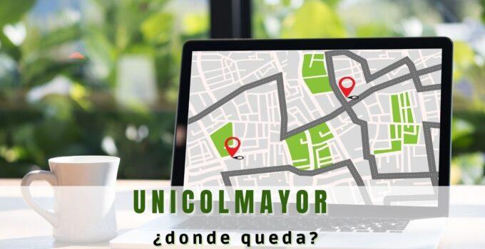 ¿Dónde queda la Universidad Colegio Mayor de Cundinamarca?