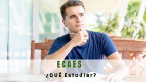 ¿Qué estudiar para el ECAES?