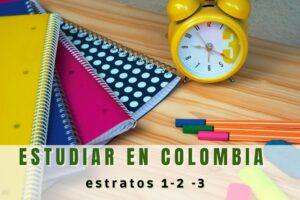 Educación superior en Colombia